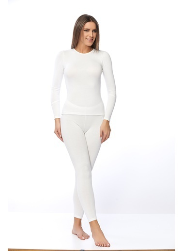 Termal Kadın Uzun Kol T-Shirt-Sevim